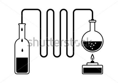 Gallery For > Distillation Chemistry Clipart.