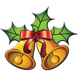 A jingle bell or sleigh bell is a type of bell which produces a.
