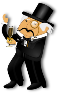 Distinguished Gentleman Clip Art at Clker.com.