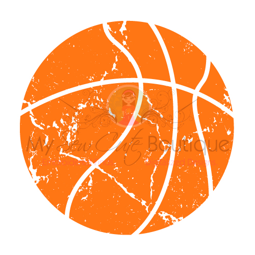 Distressed Basketball Svg Files for Cricut Designs, Distressed Svg, Grunge  Svg, Basketball Svgs, Basketball Png, Basketball Clip Art, Sport.