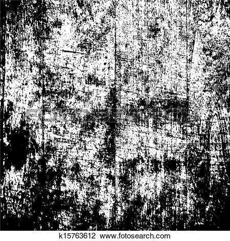 Clipart of Distressed Wood Texture k15763612.