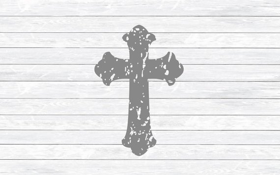 Distressed cross clipart 4 » Clipart Station.