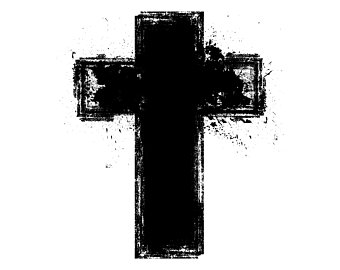 Distressed cross clipart 3 » Clipart Station.