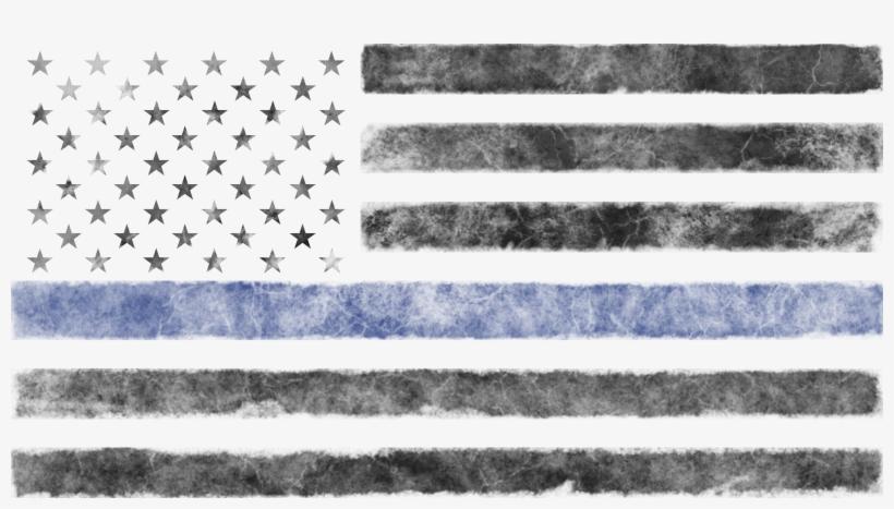 American Flag Distressed Afdesign.