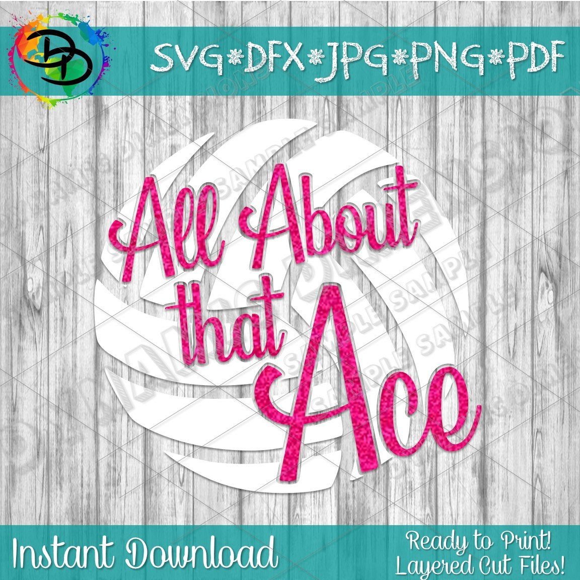 All about that ace svg, grunge volleyball svg, Volleyball clipart,  volleyball, grunge svg, digital Download, distressed volleyball, volley.