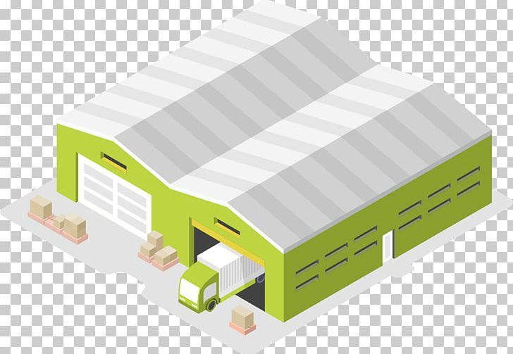Distribution Center Warehouse Building PNG, Clipart, Box, Building.
