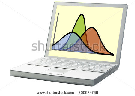 Normal Curve Stock Photos, Royalty.