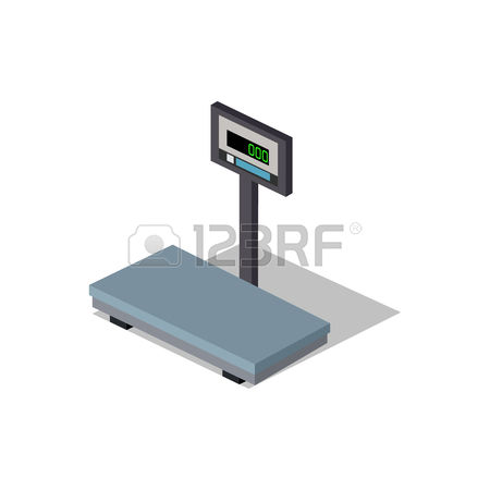 Industrial Scales Stock Vector Illustration And Royalty Free.