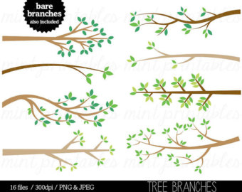 View Trees & Flowers by mintprintables on Etsy.
