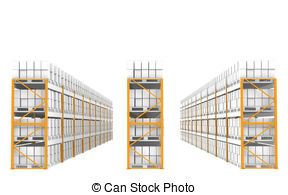 Stock Illustrations of Distribution..