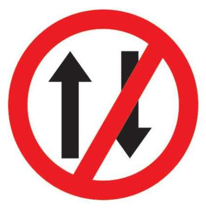 One Way Sign Traffic Signs Manufacturers Distributors Dealers.