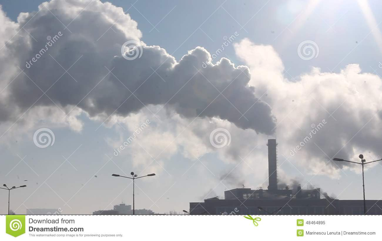 District Heating Power Plant.