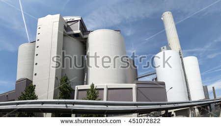 District Heating Stock Photos, Royalty.