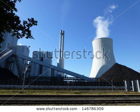 Block Heat And Power Plant Stock Photos, Royalty.