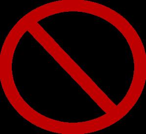 Do Not Disturb Sign Clip Art at Clker.com.