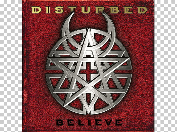 Believe Disturbed Album Prayer Heavy metal, Disturbed PNG.