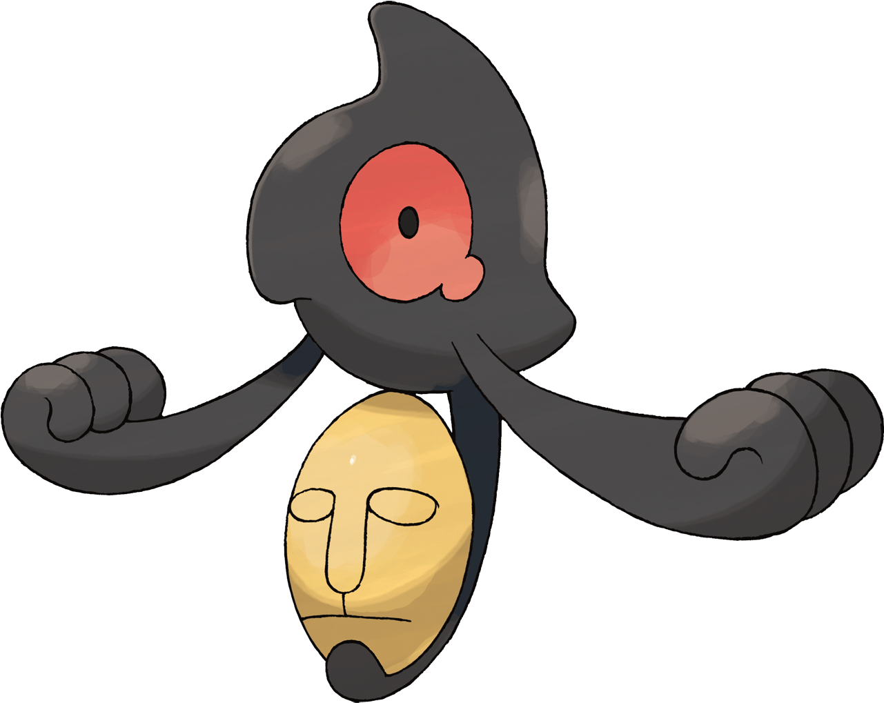 And So, The Most Disturbing Pokémon That Keeps Me Up.