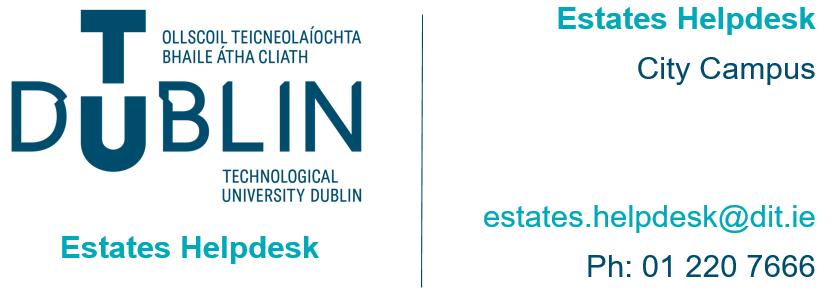 DIT Dublin Institute of Technology.