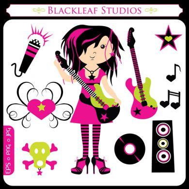 Black Diva Clipart.