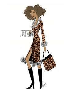 Divas African American Clipart.