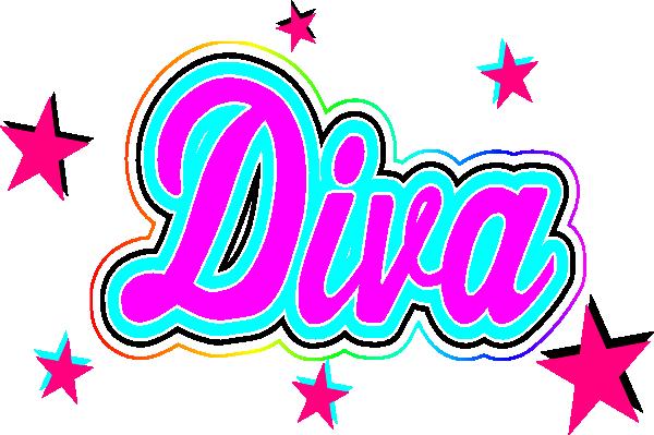 Diva Clipart.