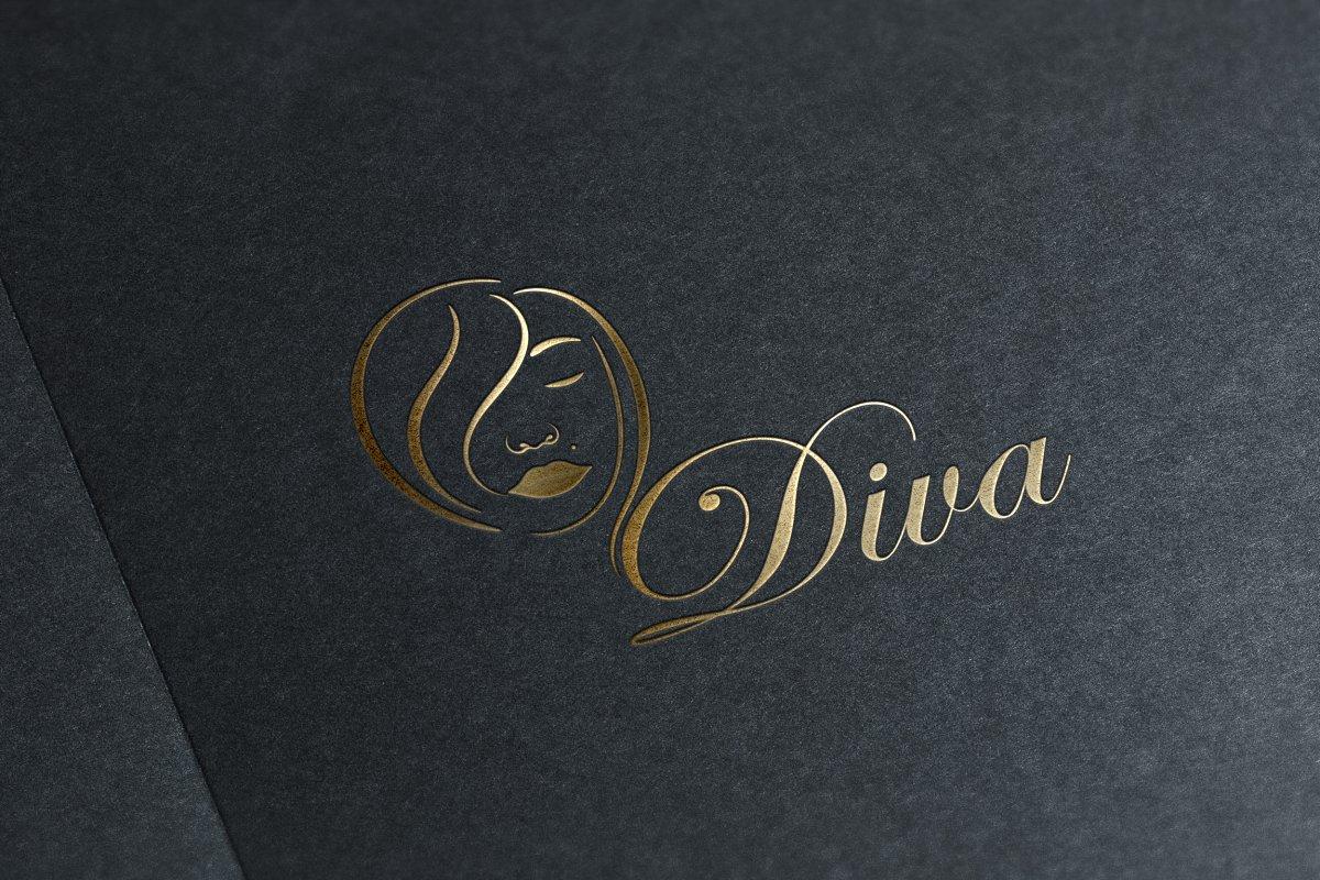 Diva Logo.
