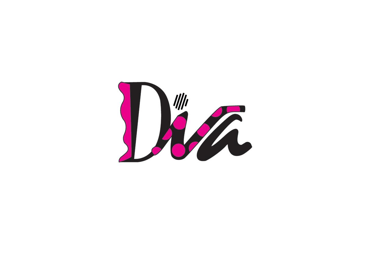 Diva Logo on Behance.