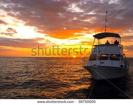 Dive Boat Stock Photos, Royalty.