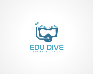 Edu Dive Designed by Najwa.