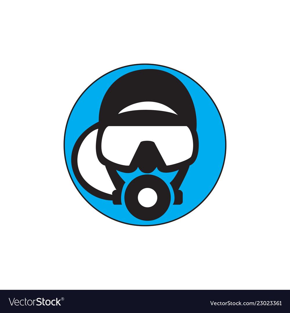 Diving logo.