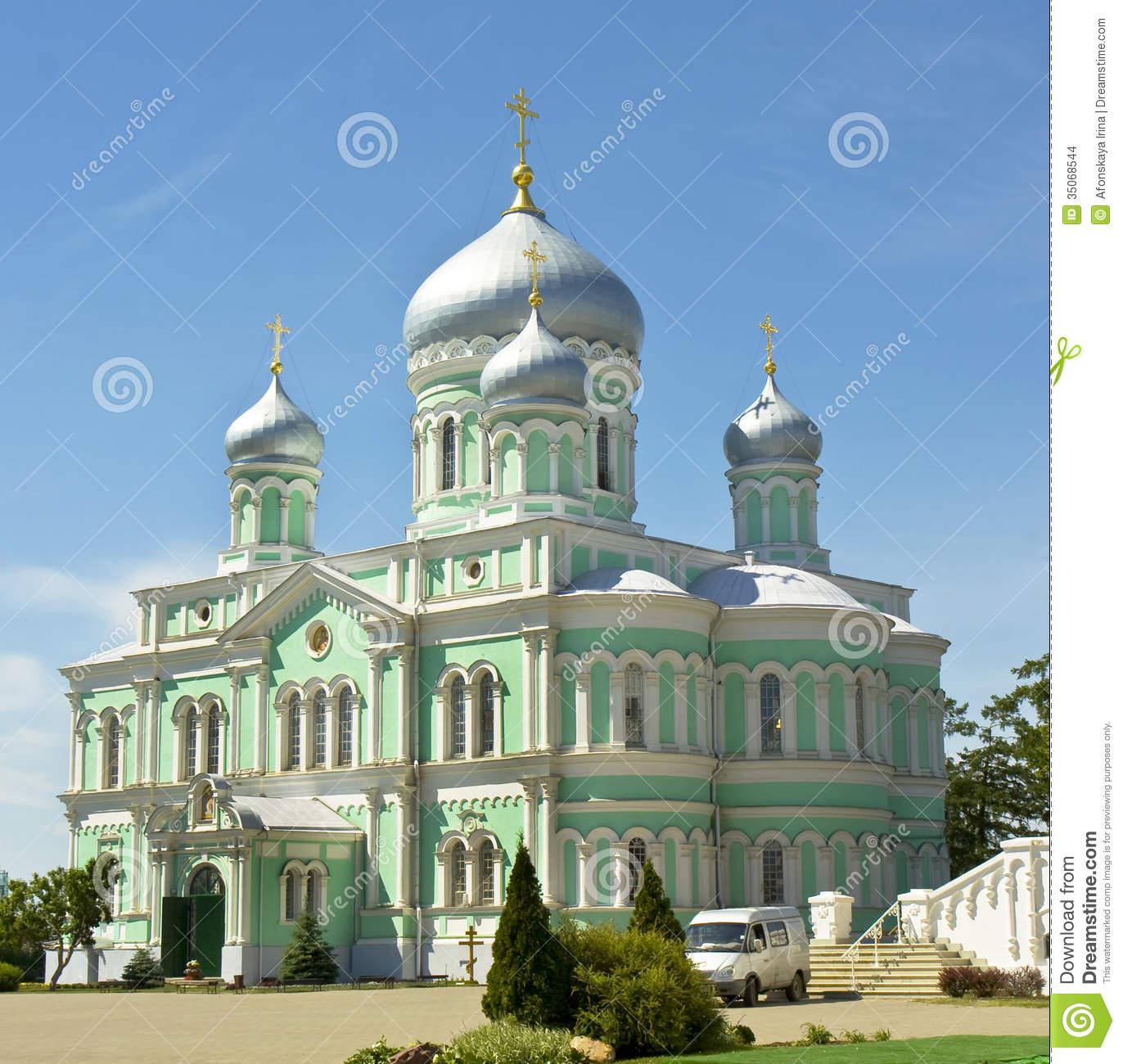 Diveevo, Russia Stock Images.
