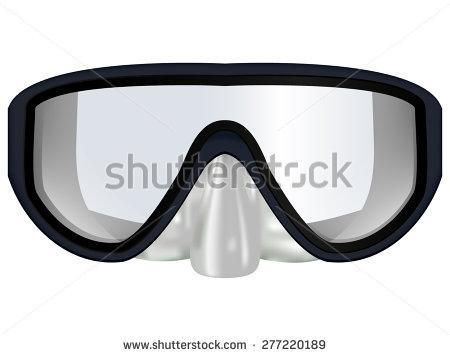 Diver Eyeglasses Stock Vectors & Vector Clip Art.