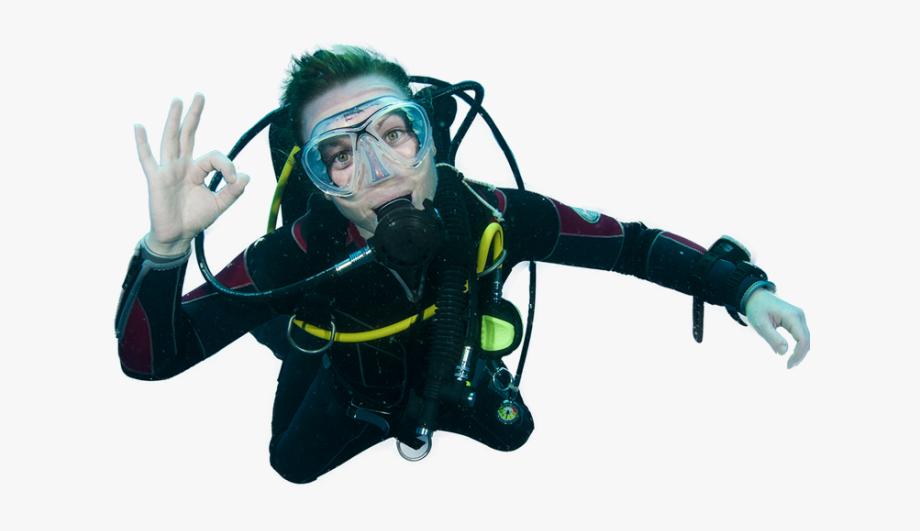 Diver Png.
