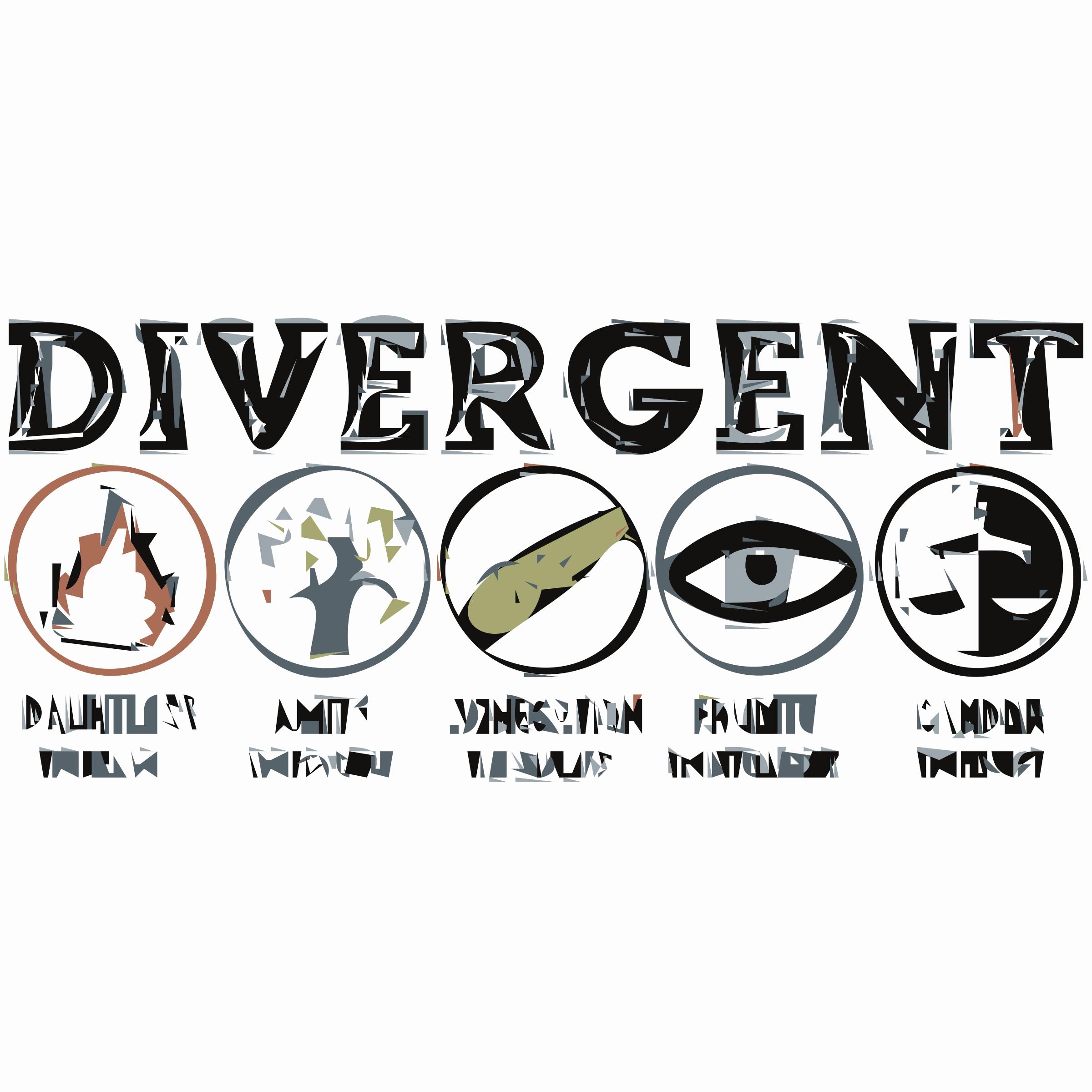 Divergent Clipart (26+).
