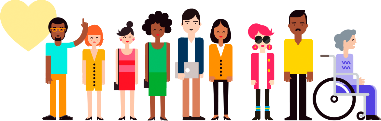 Employee clipart diverse, Employee diverse Transparent FREE.