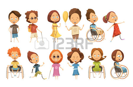 96 Disability Diversity Stock Vector Illustration And Royalty Free.