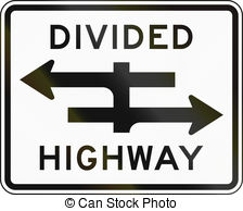 Divided highway Illustrations and Stock Art. 533 Divided highway.