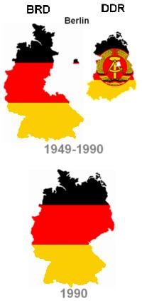 German reunification.