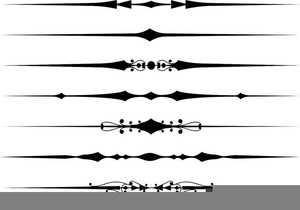 Free Divider Line Clipart.
