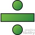 Division Clip Art Image.