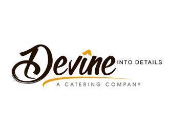 Divine logo design.