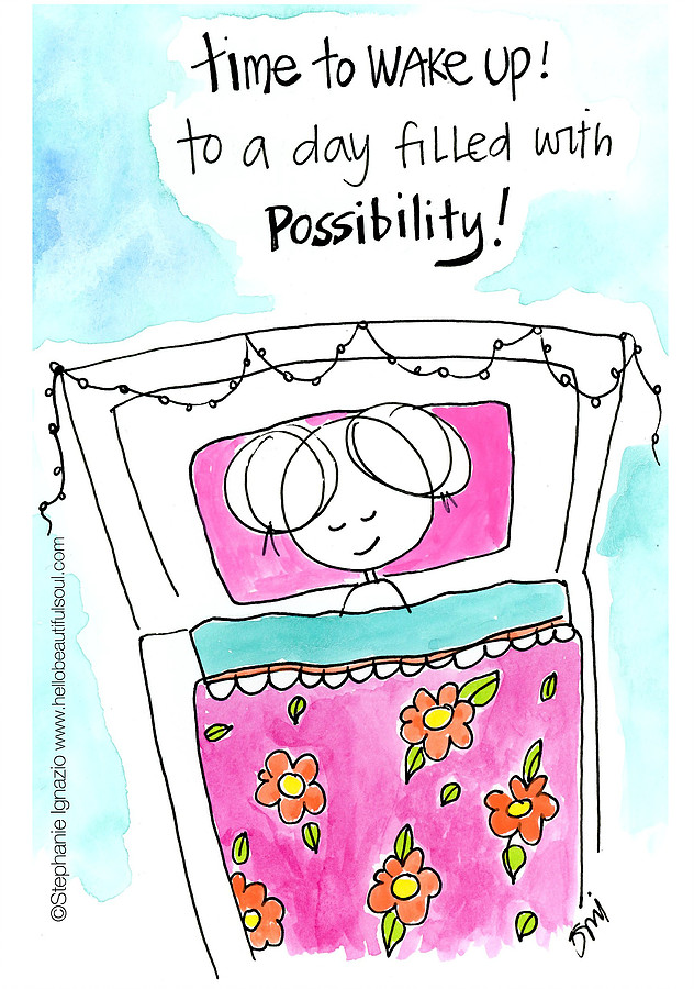 make peace with it. Hello beautiful soul. Daily cartoons. Divine.
