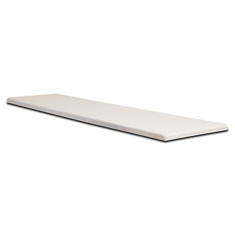 6 ft Frontier II Diving Board Only (White).