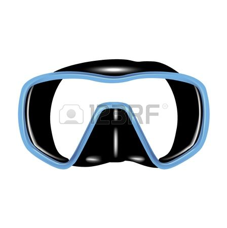 6,012 Diving Mask Stock Vector Illustration And Royalty Free.