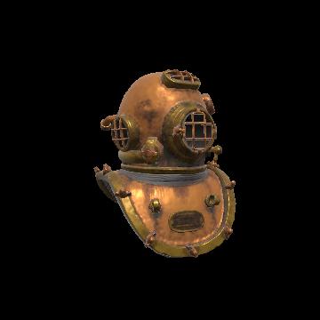 Steam Community Market :: Listings for Nautilus Diving Helmet.
