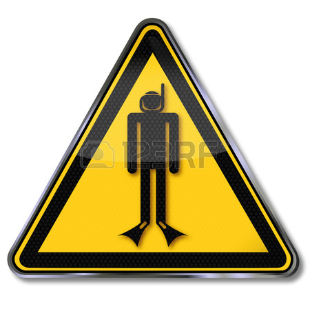 Sign Divers And Diving Holidays Royalty Free Cliparts, Vectors.