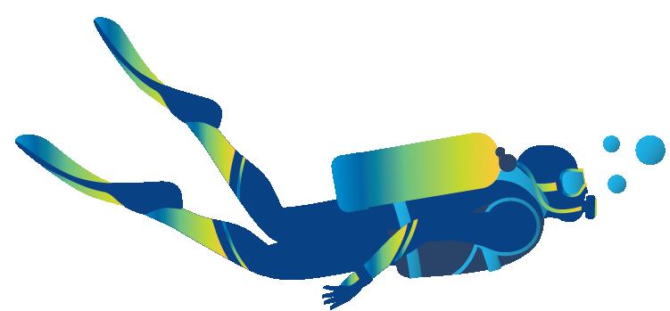 Scuba Logo Design Online Create a Logo Diving logo Maker.
