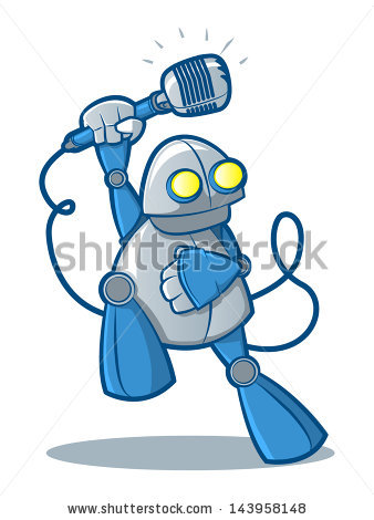 50s Robot Stock Photos, Royalty.