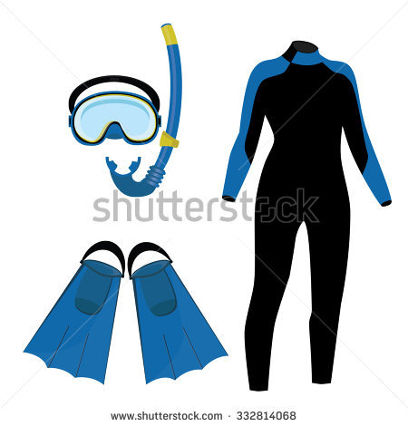 Diving Suit Stock Photos, Royalty.