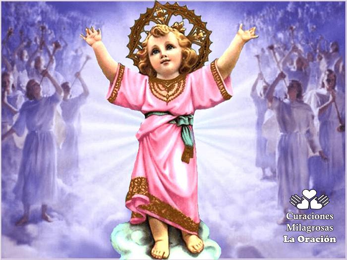 Triduo al Divino Niño Jesús pidiendo obtener una gracia muy Especial.
